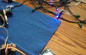 Des lumières de Noël contrôle avec l'Intel Edison + Grove Smart relais