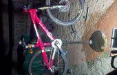 Pauvre Mans vélo réparation Stand