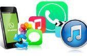 Comment récupérer l'historique Chat WhatsApp sur iPhone
