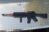 Comment faire un flash suppresor/silencieux pour un pistolet airsoft