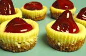 Mini Cheesecake Grignoteuses