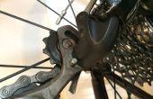 Chaîne de nettoyage et entretien de vélo