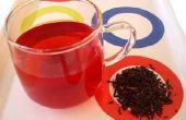 JUS de BISSAP (hibiscus glacé thé)