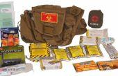Comment faire un Zombie Survival Kit pour votre véhicule