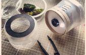 Économiser de l'argent sur votre laboratoire DIY - robuste, facile à microscope USB accent