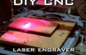 Graveur Laser CNC avec début et Arduino