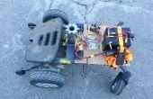 Contrôleur de moteur 24V pour 24 $, RC & Arduino