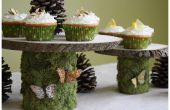 BRICOLAGE : Bois Cakestands