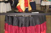 Gâteau de Hellboy