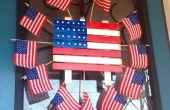 Célébrer le 4 juillet avec des décorations de porte facile