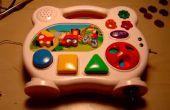 Des moyens simples pour circuit plient un jouet