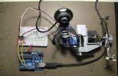 Affronter la détection et la poursuite avec Arduino et OpenCV