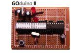 GOduino II = Arduino + contrôleur de moteur à Vitesse Variable L293D