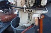 Comment tester et moteur hors-bord sur un terrain