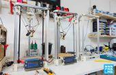 Imprimindo 3D com un Delta