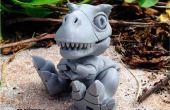 Comment assembler notre minuscule imprimables 3D T-Rex
