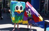 Mascottes de puzzle