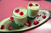 Thandai - l'ultime indien épicé boisson froide