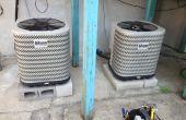 Changer de moteur de ventilateur de condenseur Ac