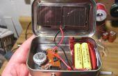 Radio solaire d'urgence $3