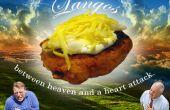 Langos (entre le ciel et une crise cardiaque)