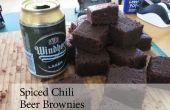 "Épices Chili Beer ""brownie"""