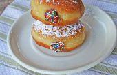 Donuts au chocolat Kreme inspirés par Dunkin '