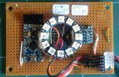 Étalonnage automatique magnétomètre