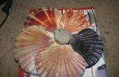 Ventilateur Clam Shell fleur !