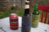 Feutre recyclé boissons Coozie