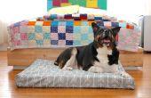 Lit pour chien personnalisé
