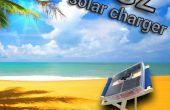 [SGZ] Comment faire un chargeur solaire parfait (bon marché, de poche taille)