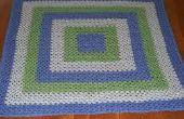 Comment créer une couverture de carrés Granny multicolores