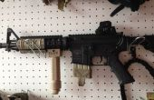 Suppresseur d'airsoft / amplificateur (facile)