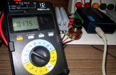 Accueil I/O - Controlling Light à l'aide de POT