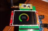 Wireless Mesh avec graphiques LCD