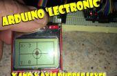 Niveau à bulle électronique Arduino Micro