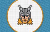 Thor - PDF gratuit de croix motifs n °