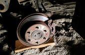 Changer les plaquettes de frein à disque