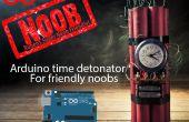 Temps peu coûteux de haute qualité Arduino / smartphone détonateur (ou interrupteur horaire contrôlée): l'amicale de noob super 2016 chemin !