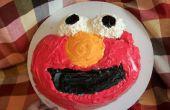 Facile de faire le gâteau Elmo