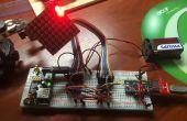 Arduino 8 * 8 Led Matrix pilote avec des registres à décalage de 2 * 74HC595