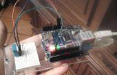 PARTIE 1 - Arduino d'envoyer des données sur le Web (PHP / MySQL / D3.js)