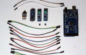 RS485 Communication série entre Arduino Mega et Arduino Nano avec Visuino