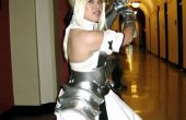 Comment faire un costume de Saber Lily