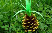 Décor de salle bricolage ananas * avec vidéo ** DIY Pinterest