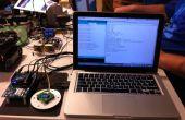 Système de moniteur AC à l'aide de Edison Intel (Intel IoT RoadShow Brésil)