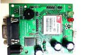 SIM900A interfaçage avec Arduino UNO et Running AT simples commandes
