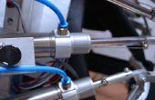 Capteur de déplacement faible coût chaîne-pot