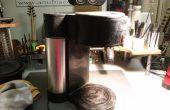Nettoyer une machine à café Bunn NHBX-B 10 tasses correctement